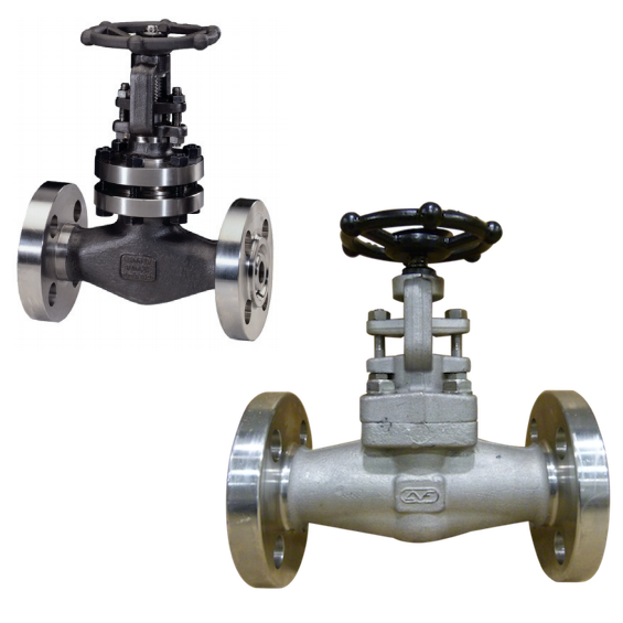 Globe Valves Flanged